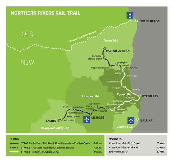 rail trail map